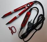 Аппарат для горячего наращивания волос (красный)