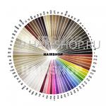 Палитра цветов синтетических волос Hairshop Аида