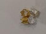 Клипсы корона (золото,серебро) (5шт)
